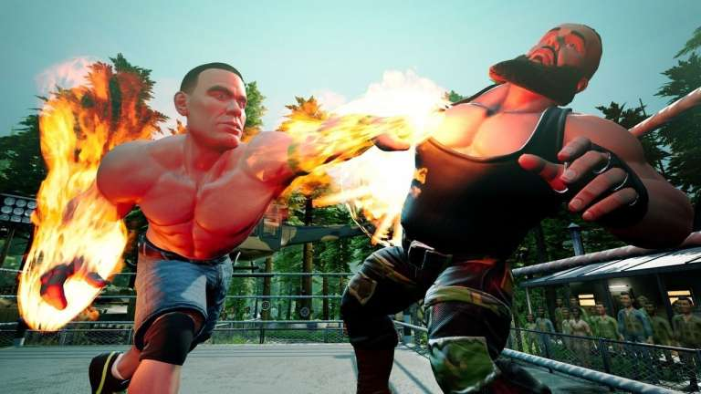 New Trailer For WWE 2K Battlegrounds Confirms September Release Date