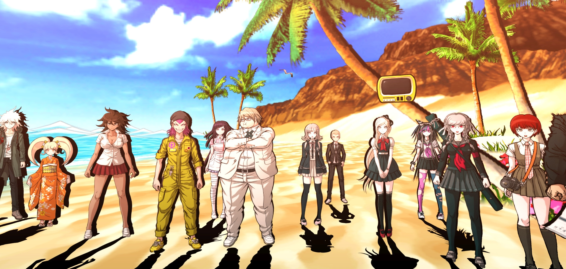 Danganronpa 2: Goodbye Despair Mobile Version Launches On August 20 In Japan