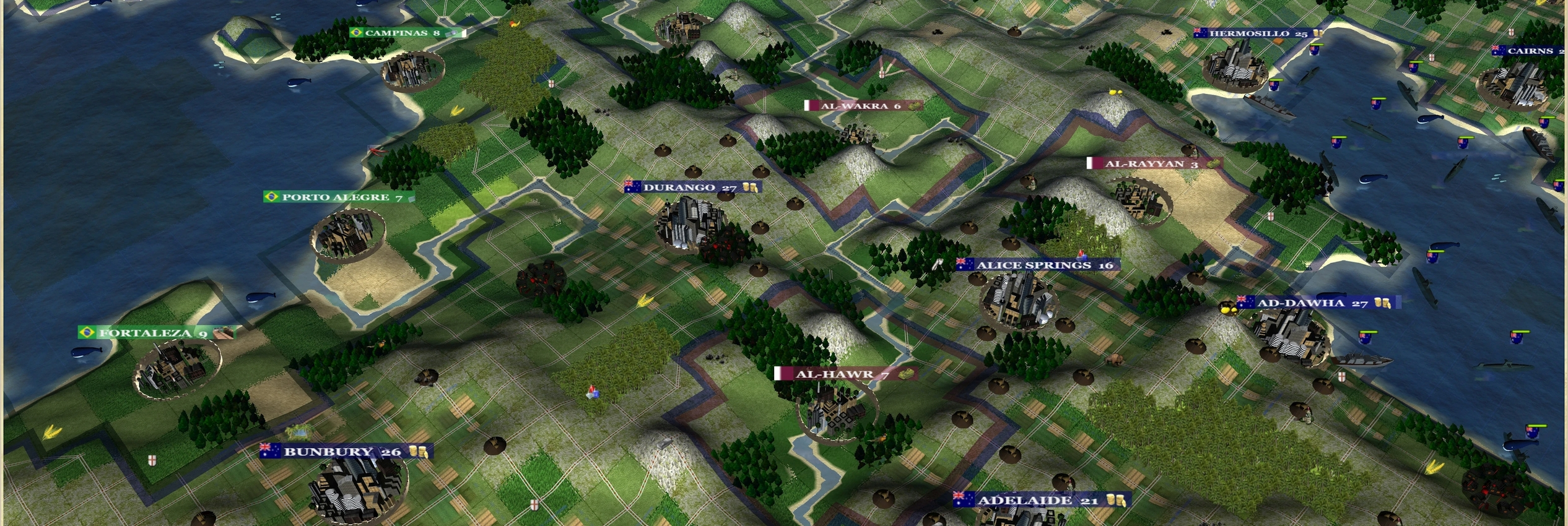 Free And Open Source Freeciv Continues To Bring Players Together Across The World