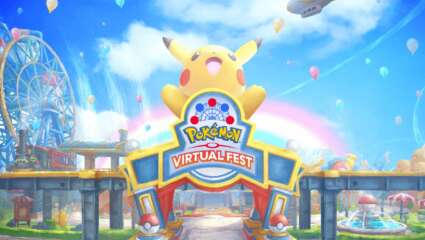 Pokémon Virtual Fest Opens In Japan With Rides, Games, And Multiplayer Options
