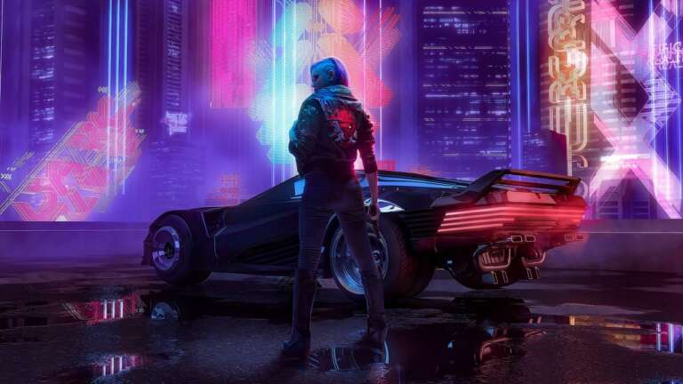 CD Projekt Red Says They're Not 100% Happy With Cyberpunk 2077's Melee Combat