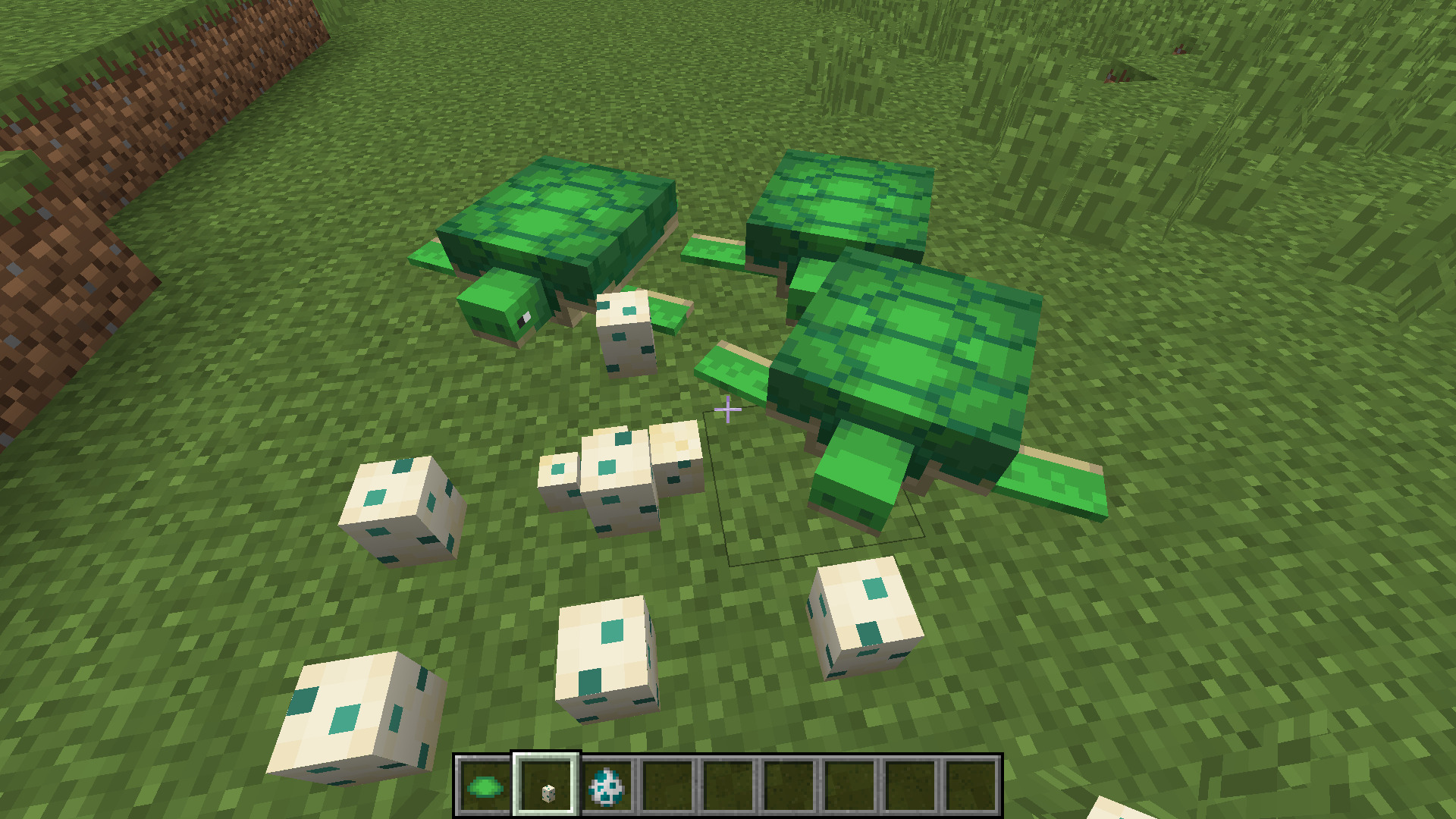 Minecraft Mobs Explored: Turtle, A Passive Mob That May Be Worth Raising And Nurturing