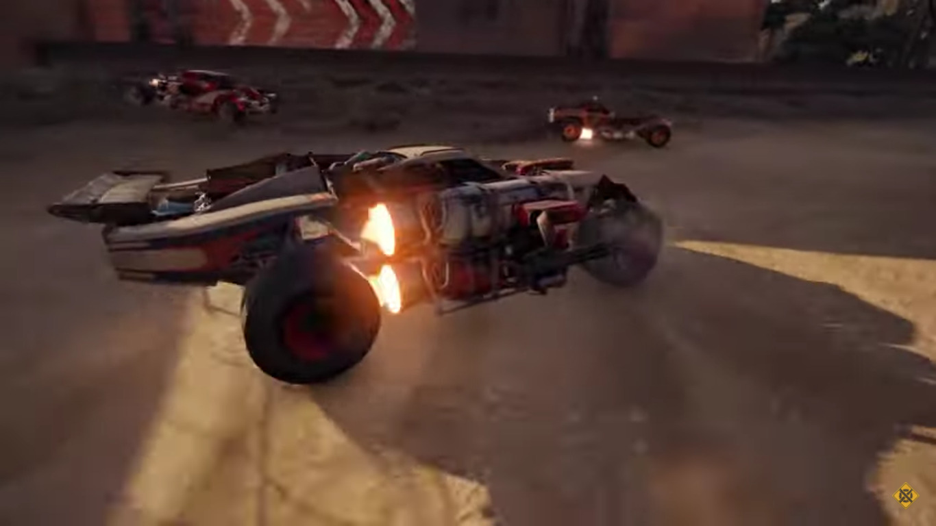 Crossout Has Released A New Content Update Titled The Madness Circuit