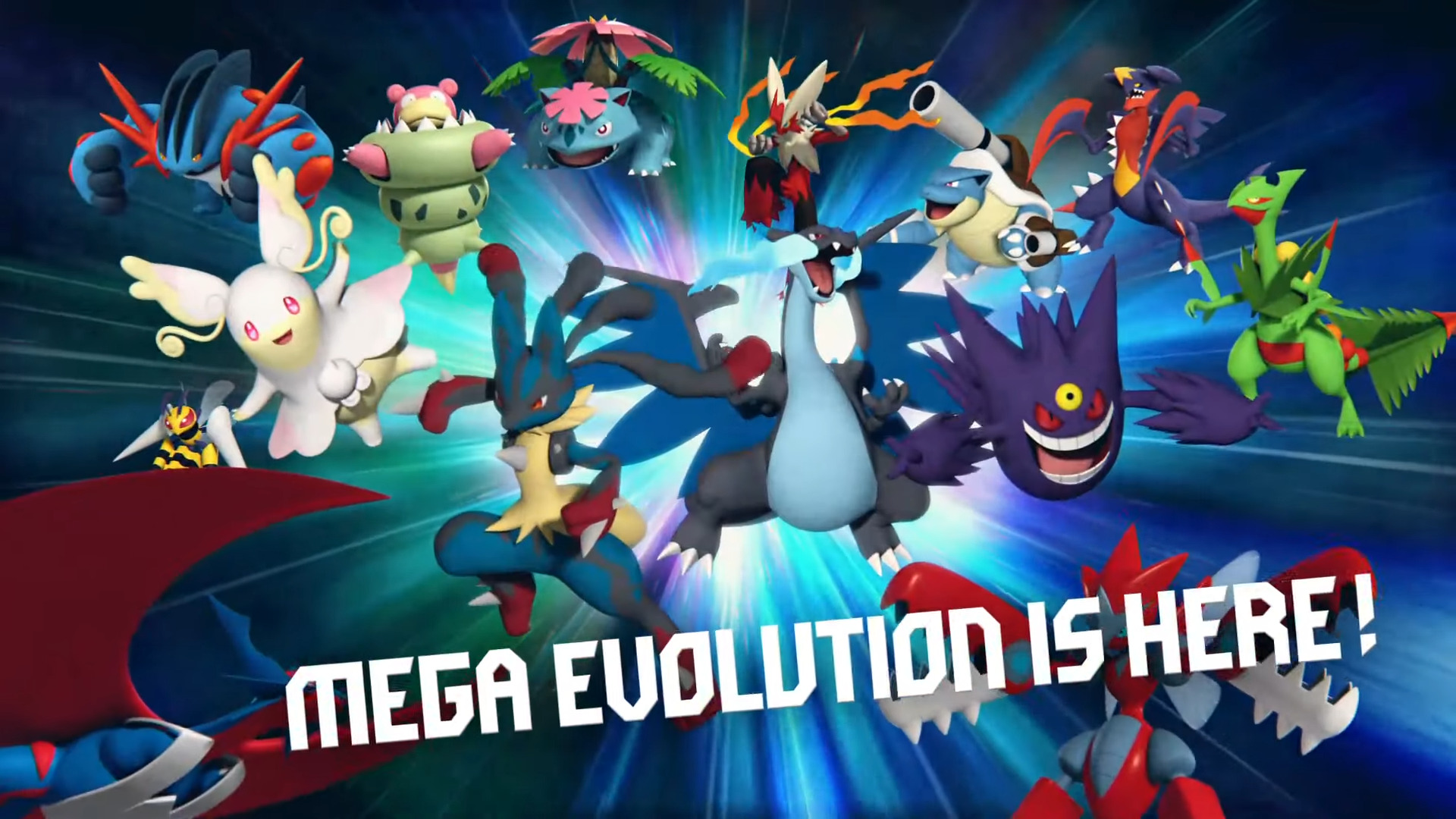 Niantic's Pokémon Go Finally Adds Highly-Anticipated Mega Evolutions To The Game