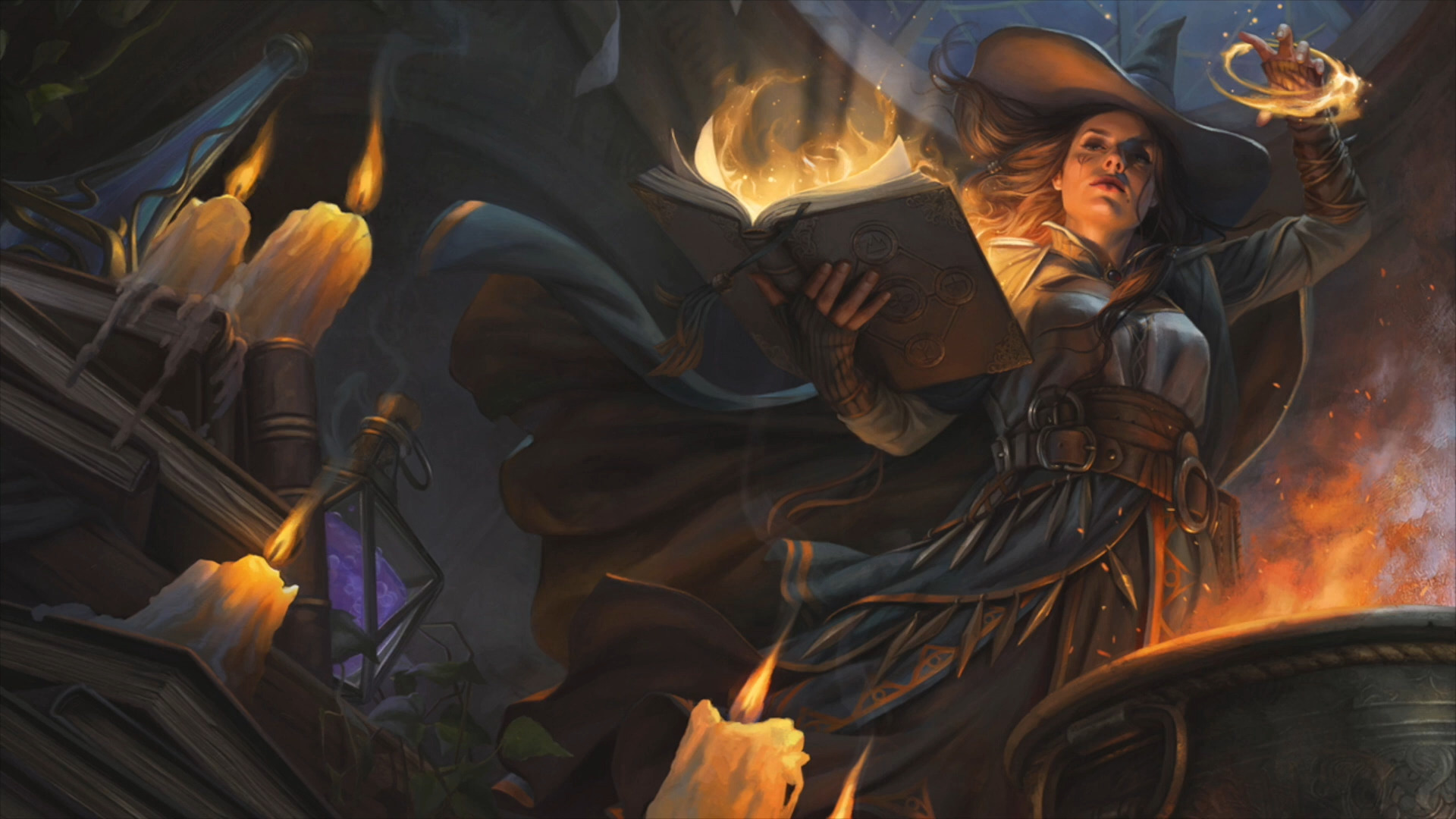 Tasha's Cauldron Of Everything: What We Know About Wizards Of The Coast's Upcoming Rules Expansion