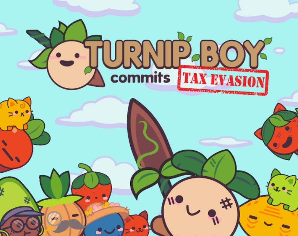 Turnip Boy Commits Tax Evasion Is A Single Player Adventure Out For PC In 2021