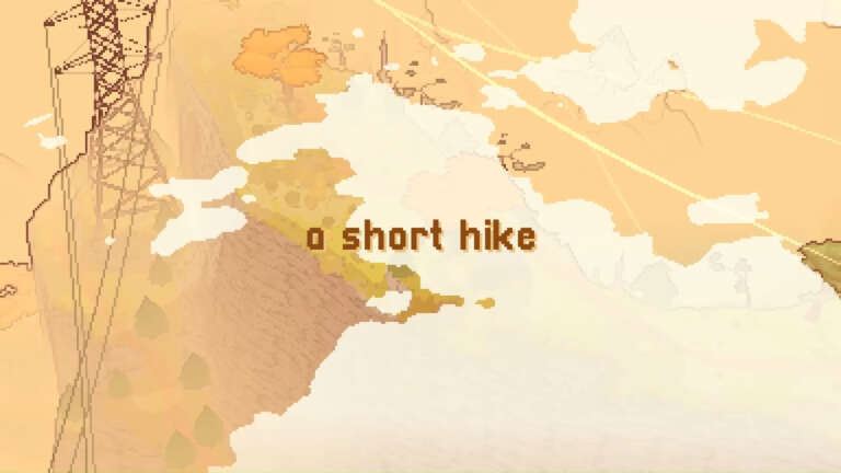 What Is A Short Hike? The Bite-Size Indie Adventure Game Available Now In The Tiny Teams Steam Sale