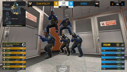 CS:GO – The ESL One Cologne 2020 Online European Grand Finals Recap – Vitality V Heroic