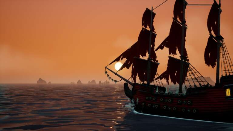 3DClouds Announces Open-World Game King Of Seas For PC And Consoles