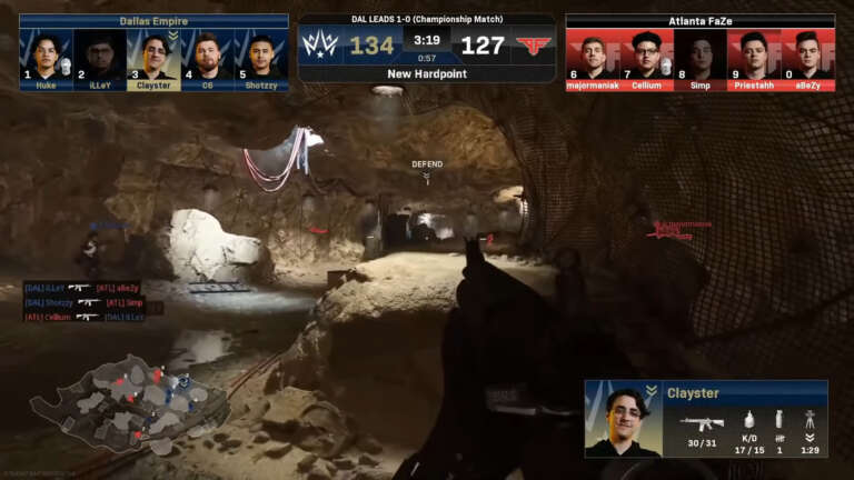 CDL - Activision Is Shaking Up The Next Season To Be Played 4-versus-4 Instead
