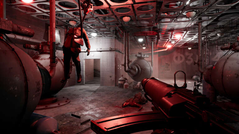 Atomic Heart Explores Its Existence On PlayStation 5, Xbox Series X, PS4, Xbox One, and PC Systems