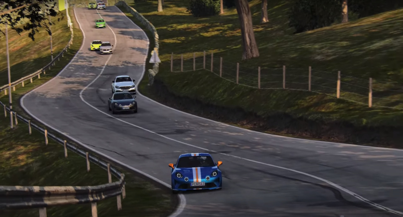 Project Cars 3 Is Out Now, Featuring A More Streamlined Experience