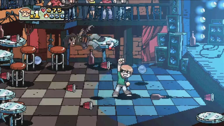Ubisoft Has Reached Out to Scott Pilgrim Author Bryan Lee O'Malley, Presumably About The Scott Pilgrim Game