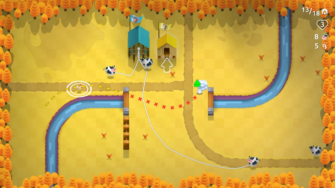 Crowdy Farm Rush Is A Farm-Themed Party Game Now Available On Nintendo Switch