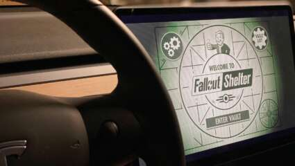 Bethesda's Fallout Shelter Launches On Tesla Arcade Inside Of Tesla Vehicles