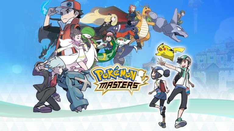 Pokémon Masters Rebranded As Pokémon Masters EX With Big Anniversary Updates