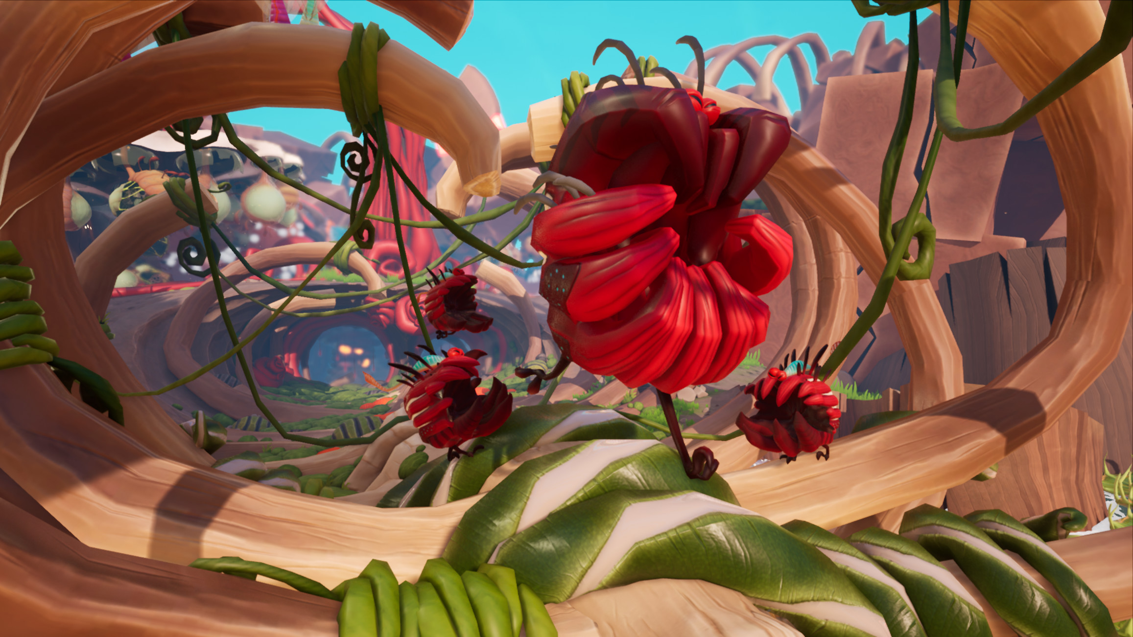 Flea Madness Is An Upcoming Bug Themed Multiplayer Brawler Headed For PC, PlayStation 5, and Xbox Series X