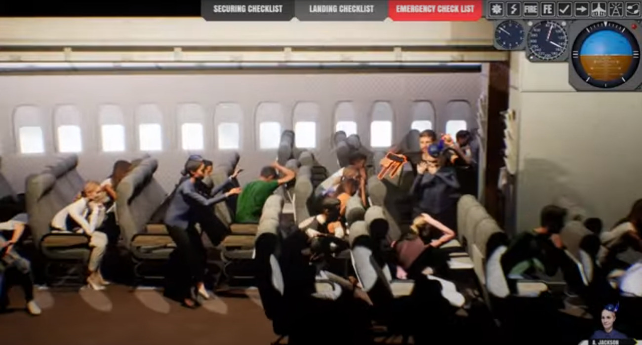 Flight Catastrophe Is A Disaster Management Game With A New Trailer Out Now