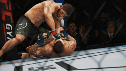 EA Sports UFC 4 Live Roster Updates Will Be Overseen By Daniel Cormier