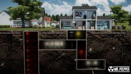 Mr. Prepper Is An Underground Bunker Management Simulator With A Demo Tomorrow