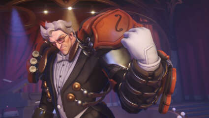 August 13 Overwatch Patch Sees Brigitte And Barriers Nerfed, Pharah Buffed
