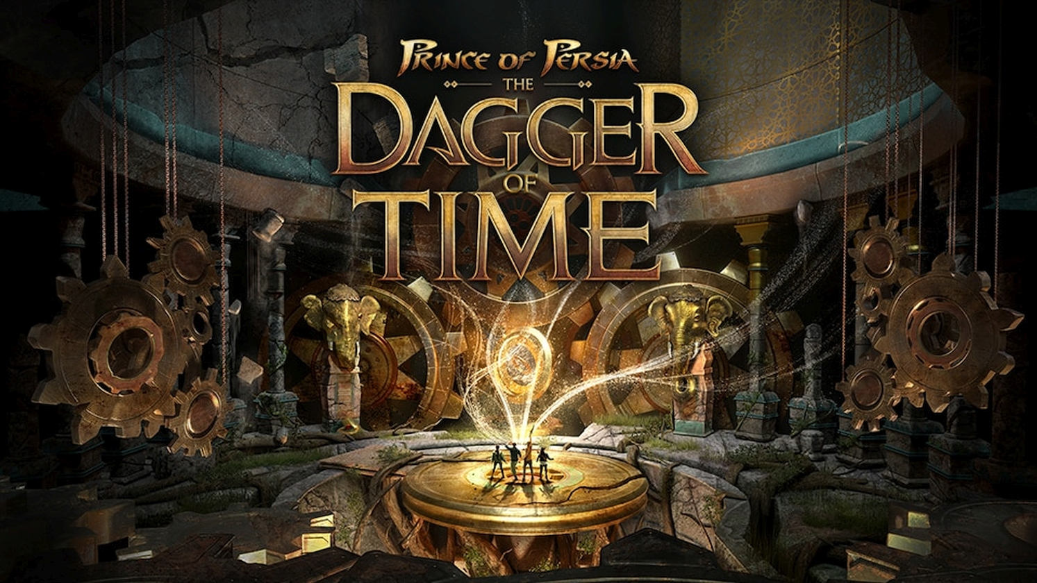 Ubisoft Releases Trailer For Vr Escape Room Experience Prince Of Persia The Dagger Of Time Happy Gamer