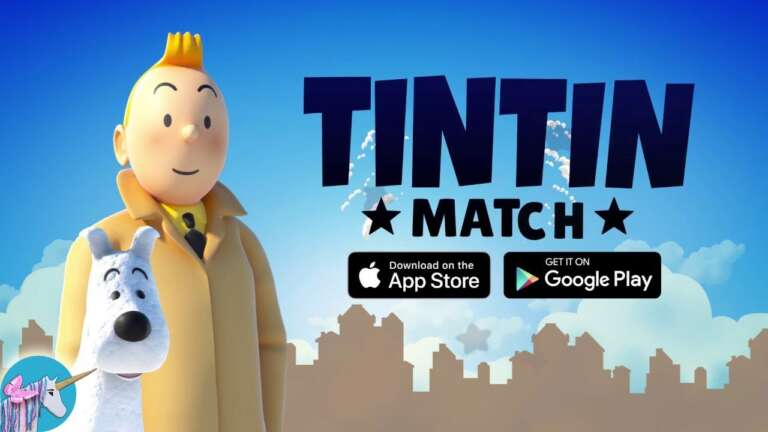 Tintin Match Brings The Adventures of Tintin To A Fun Mobile Adventure Game
