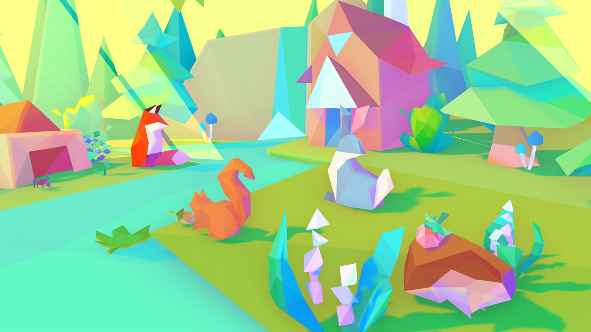 MythicOwl Announces A New Creative Game One Line Coloring For PC, Consoles, And Mobile