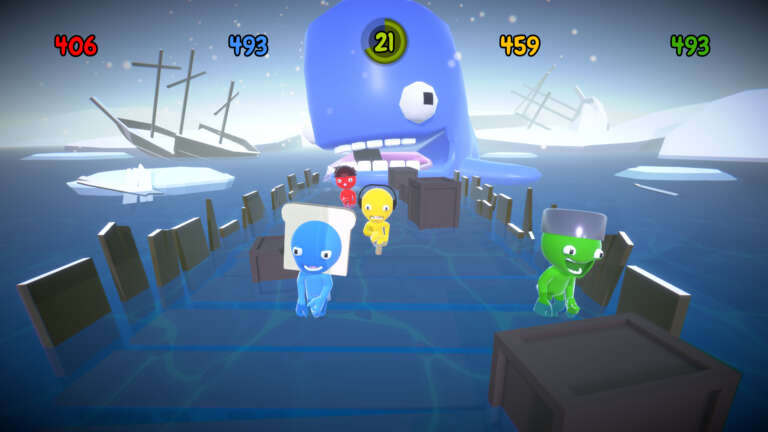Party Panic Has Been Ported To Xbox One Adding Another Console Into Its Chaotic Party Enviroment