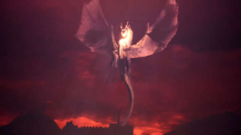 Monster Hunter World: Iceborne Teases It's Upcoming Fifth Expansion, Fatalis