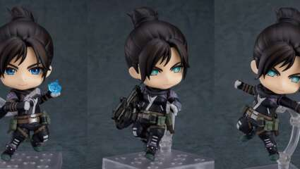 Good Smile Company Announces Nendoroid Figure Of Apex Legends' Wraith