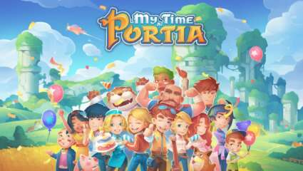 Farming Sim My Time At Portia Gets Mobile Port Through TapTap In China