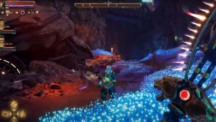 The Outer Worlds: Peril On Gorgon DLC Has New Gameplay Footage