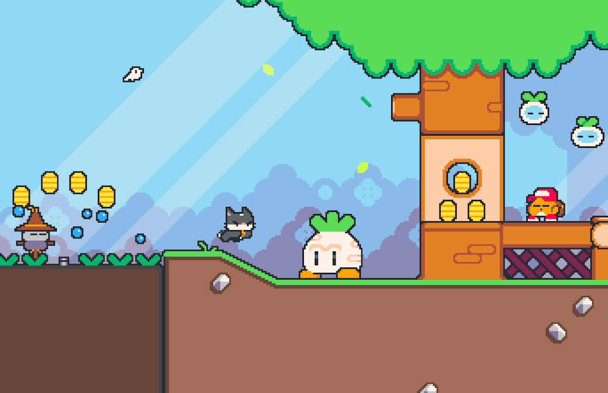 Neutronized Announces New Game Within The Super Cat Tales Universe