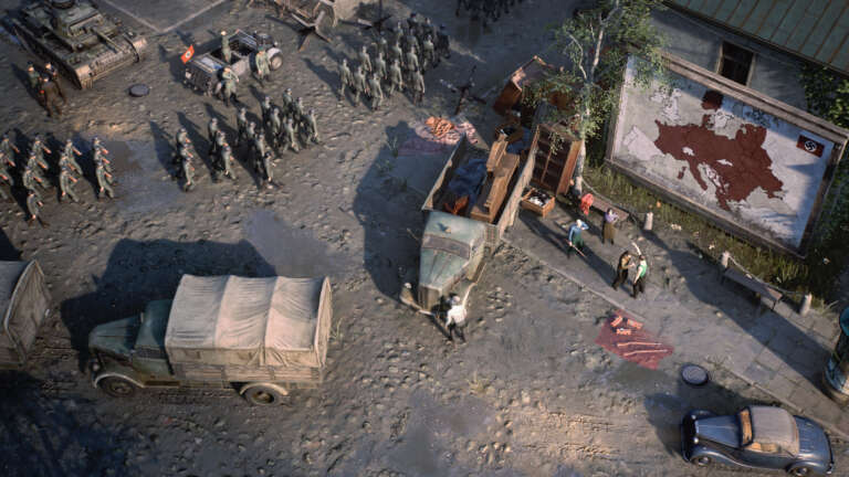 War Mongrels Is An Upcoming RTS Set In World War 2 Set To Release In 2021 From Destructive Creations