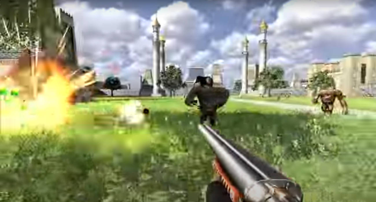 Serious Sam: The First Encounter Is Free Thanks To GOG's Harvest Sale