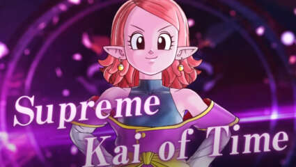 Dragon Ball Xenoverse 2 Adds Supreme Kai Of Time As A Playable Character Along With A New Mission And Cute Mascots