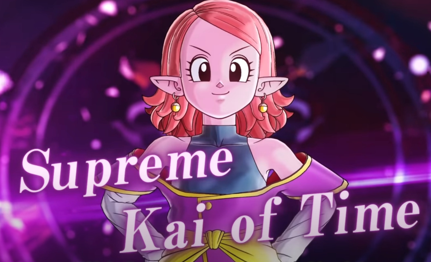 Dragon Ball Xenoverse 2 Adds Supreme Kai Of Time As A Playable Character Along With A New Mission And Cute Mascots Happy Gamer