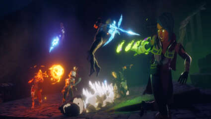 The Action Spellcasting Game Spellbreak Launches This September
