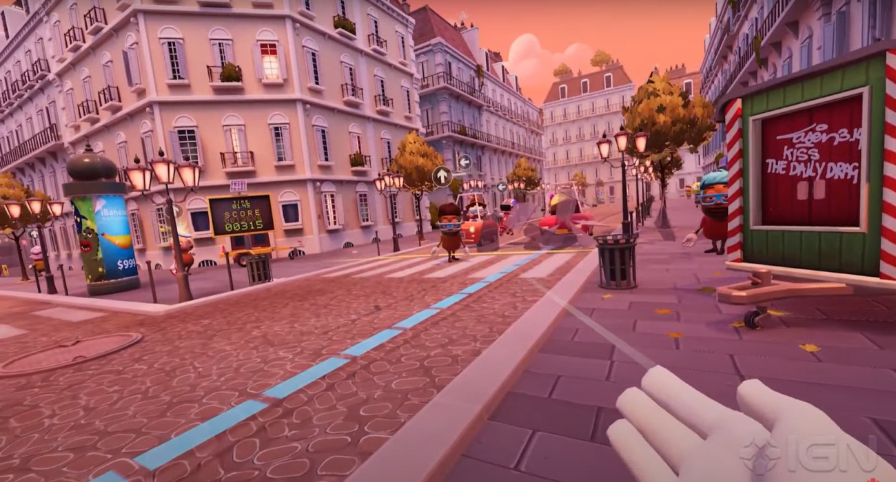 Traffic Jams Is A Virtual Reality Game About Directing Traffic