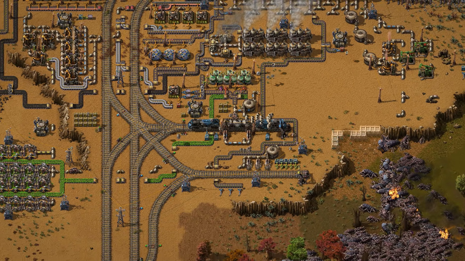 Factorio Finally Receives The 1.0 Final Release Today After 8.5 Years In Development