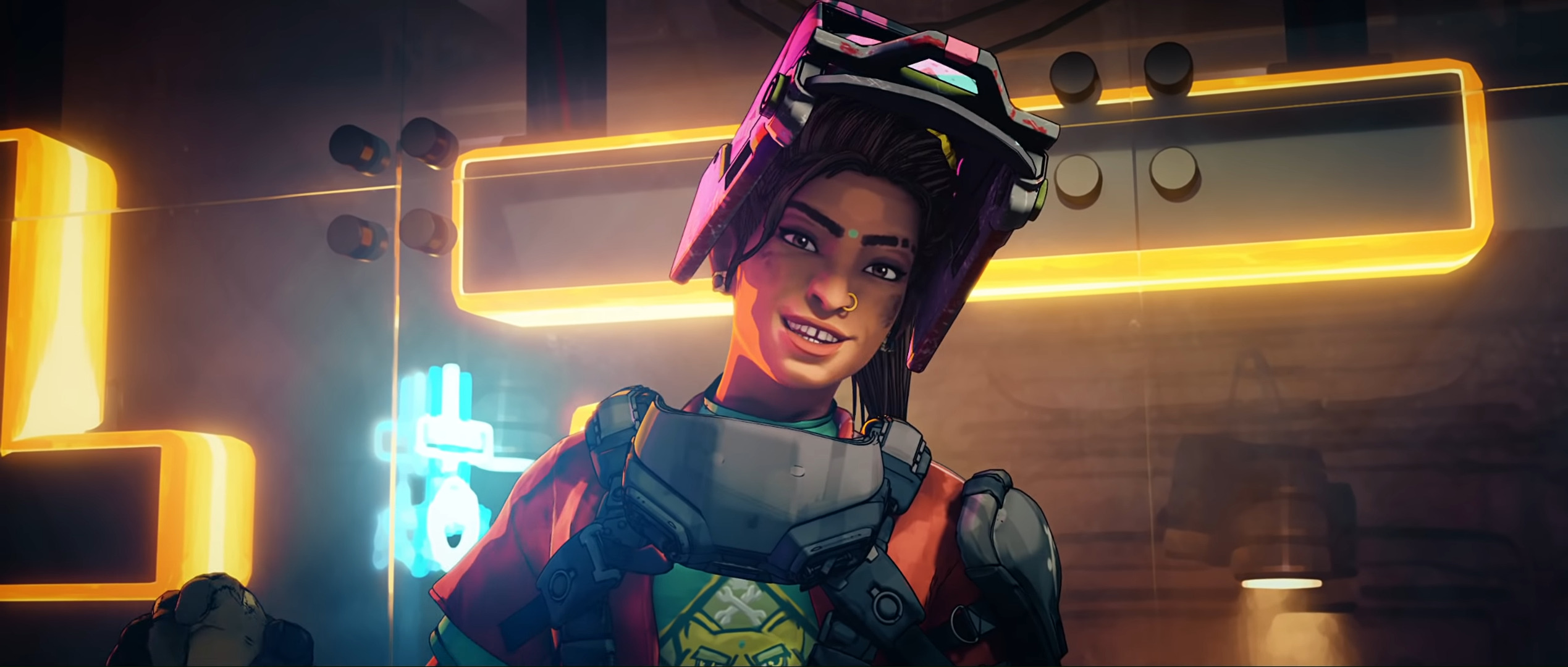 Apex Legends New Legend Is Announced, And Other Hints And Teasers From Season 6 Trailer