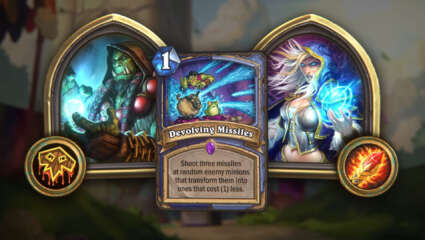 Blizzard Hotfixes Crucial Hearthstone's Discover Mechanic After Priest Dominated The Meta