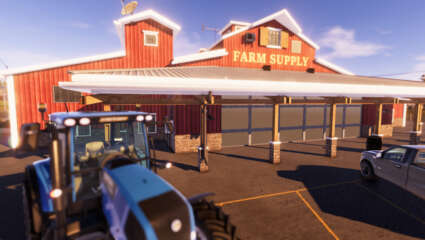Real Farm - Gold Edition Will Come To PC, PlayStation 4, And Xbox One Fans Bringing An Enriching Virtual Farming Enviroment