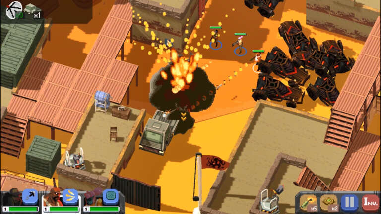 Dog Duty Is An Explosive Mission To Stop An Evil Octopus Headed To Steam, Xbox One, Nintendo Switch, and PlayStation 4 This September