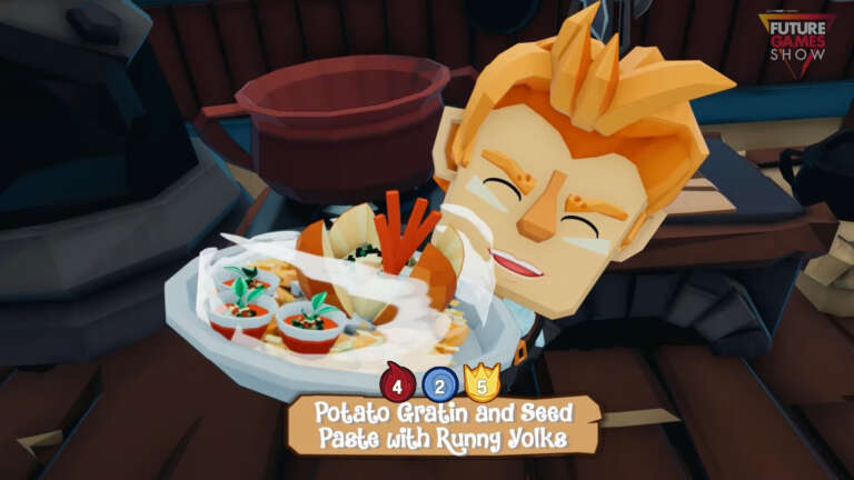Epic Chef: The Indie Cooking Sim Genre Gets A New Face With Infinigon's Latest Reveal