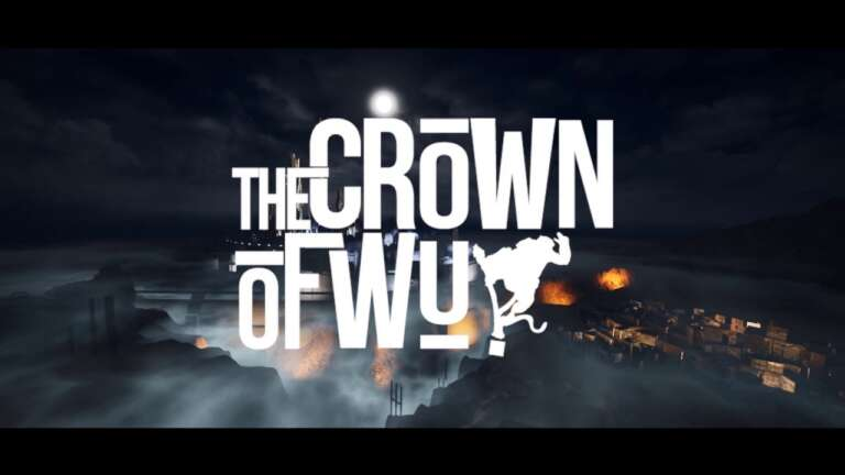 The Crown of Wu Is A Third-Person Adventure From PlayStation Talents Headed To PlayStation 4 Later This Year