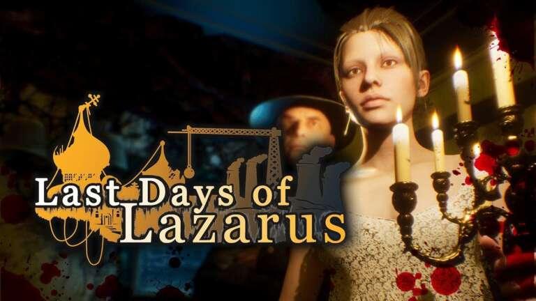 Darkania Works Announces Supernatural FPS Adventure Last Days of Lazarus