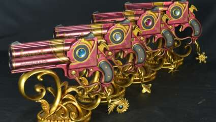 First 4 Figures' Official Replicas Of Bayonetta's Scarborough Fair Guns Revealed