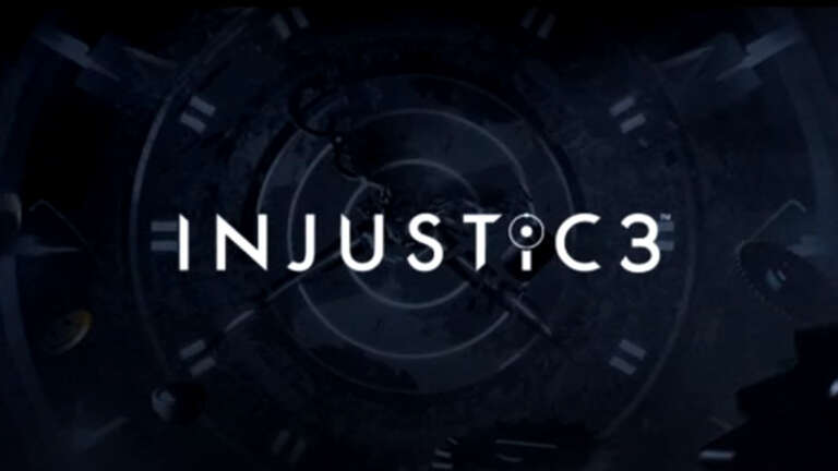 Injustice 3 May Have Just Been Teased By Skilled Artist BossLogic